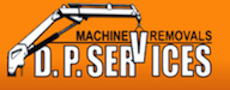 DP Services | Machinery Removals Logo